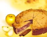 Яблочный торт «Нежный»