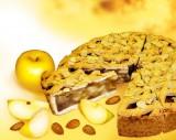 Яблочный торт «Французский»